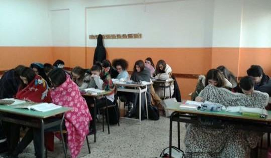 scuola freddo (1)
