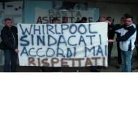 whirlpool sindacati indesit