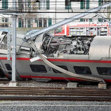 treno milano basilea svizzera