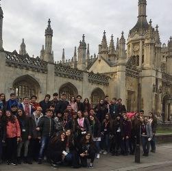 Il Fermi a Cambridge