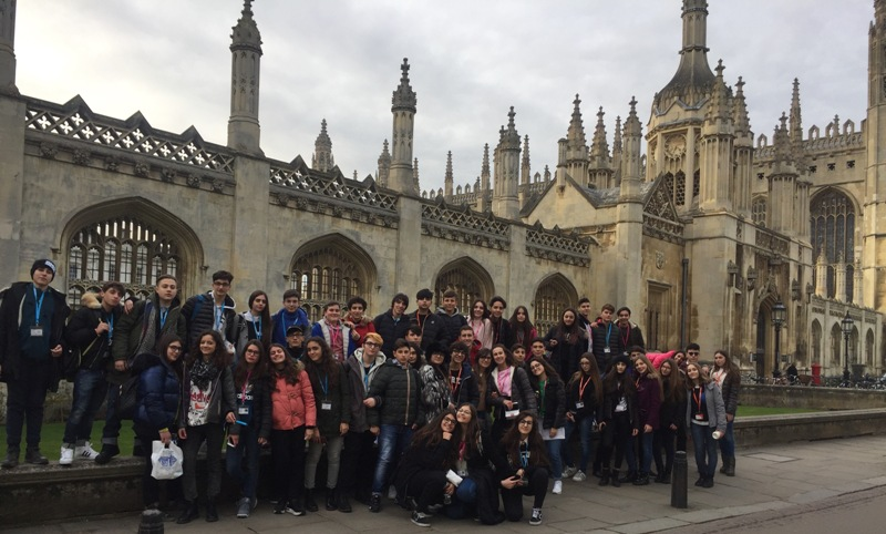Il Fermi a Cambridge