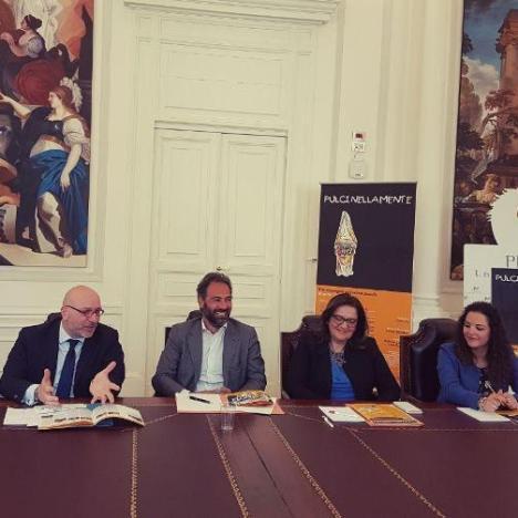 conferenza stampa PulciNellaMente