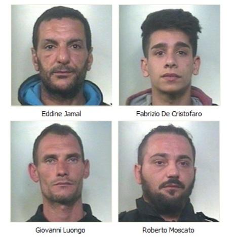 orta arresti droga