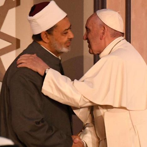 papa francesco egitto