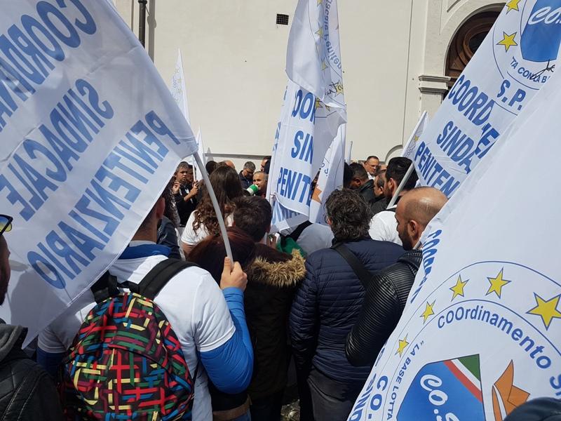 penitenziaria sciopero (1)