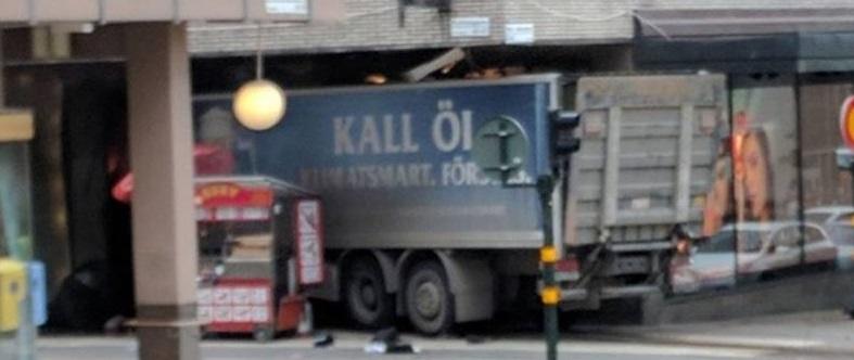 stoccolma camion