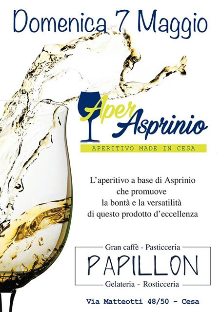 #AperAsprinio