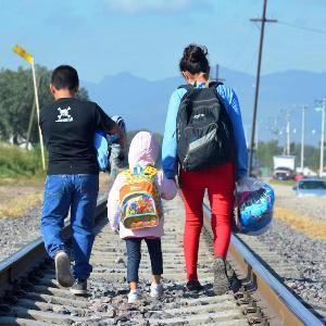 bambini migranti