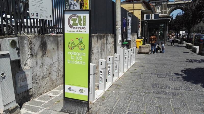 bike sharing aversa