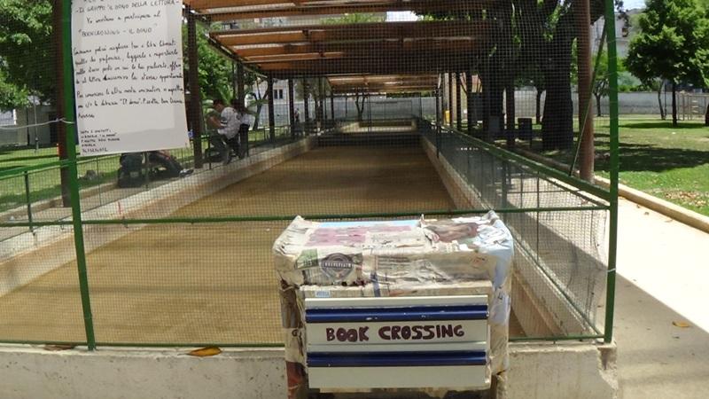 box crossing