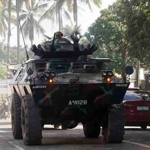 filippine esercito
