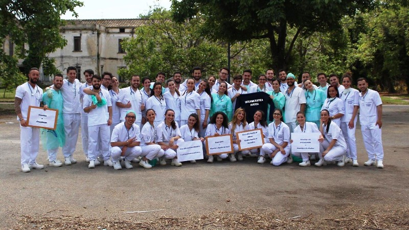 infermieri aversa
