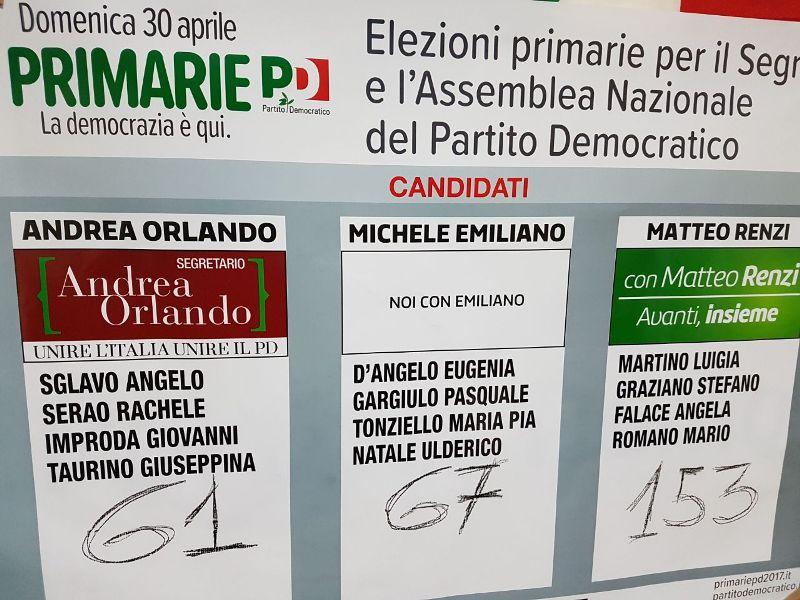 primarie pd gricignano (1)
