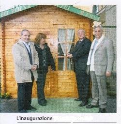 15 giugno 2013 inaugurazione ufficio turistico mattei