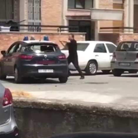 auto carabinieir