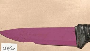 coltello londra