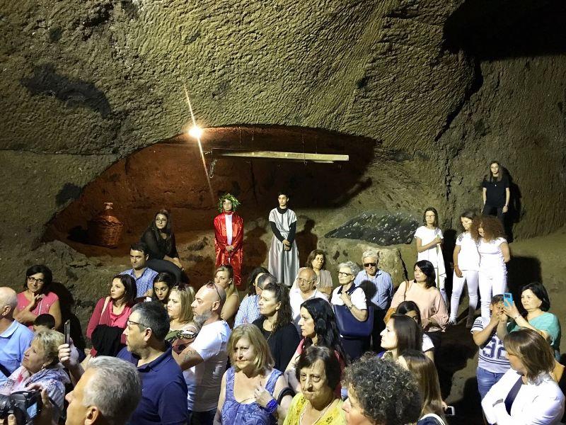 dante in grotta cesa (1)