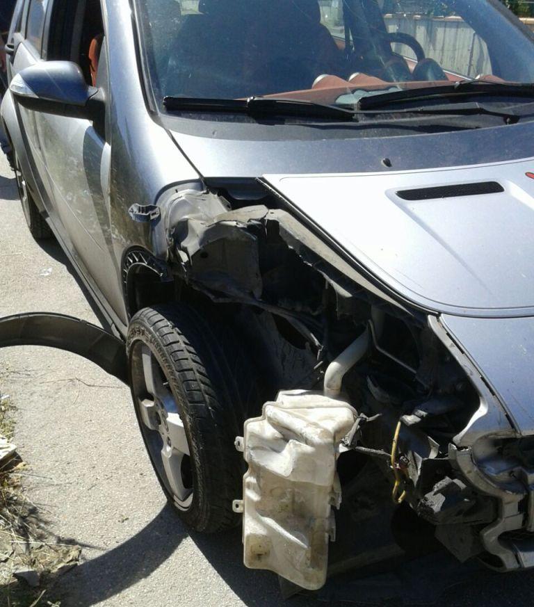gricignano incidente smart (5)