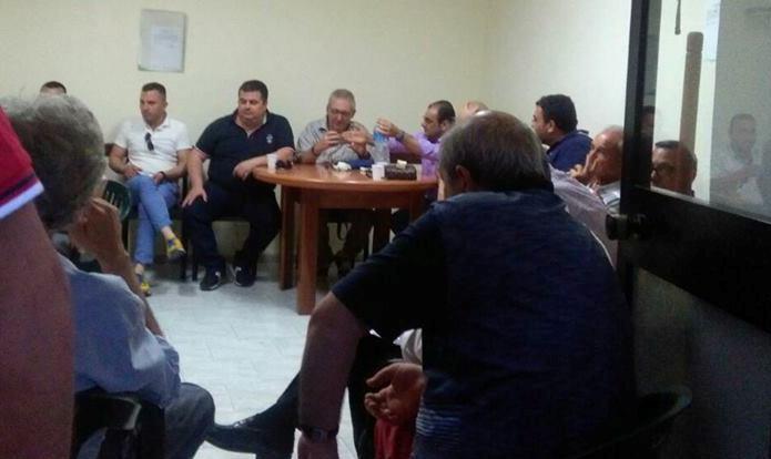 gricignano riunione insieme pd (2)