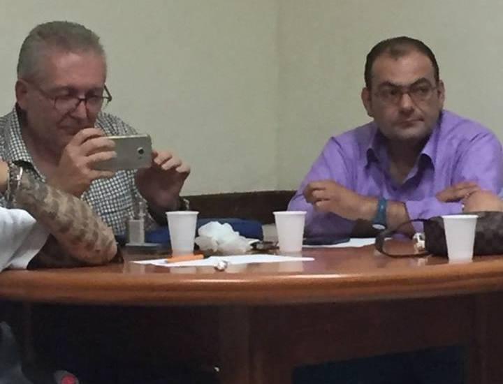 gricignano riunione insieme pd (3)