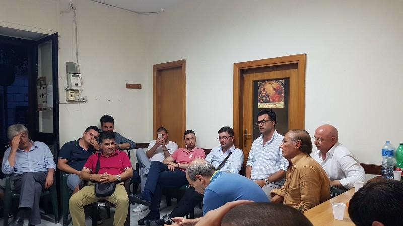 gricignano riunione insieme pd (4)