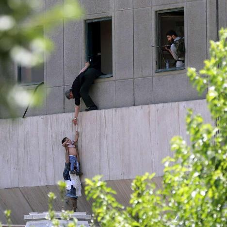 iran attentato