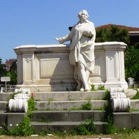 monumento a Cimarosa