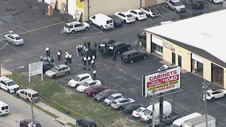 Sparatoria a Orlando. Cinque morti,