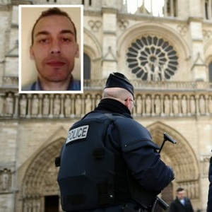 parigi attentato notre dame farid