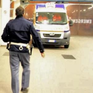 polizia ospedale
