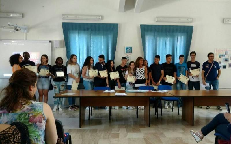 studenti premiati