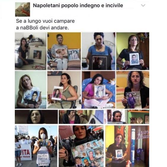 pagina facebook napoletani
