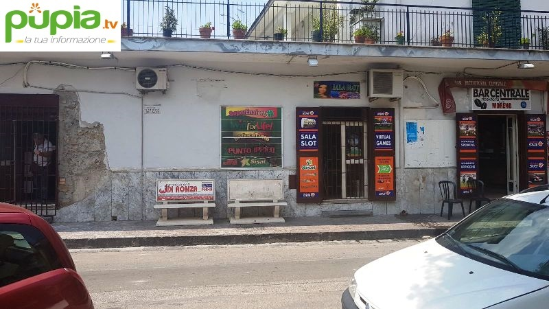 gricignano rapina bar centrale 14lug17 (1)