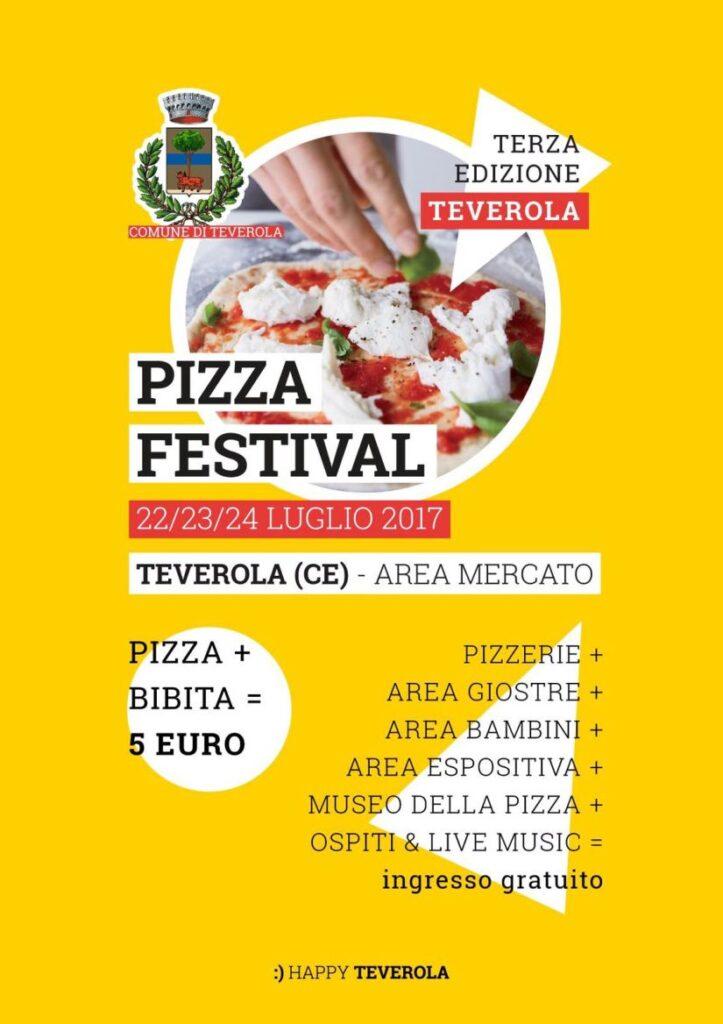 teverola pizza festival locandina