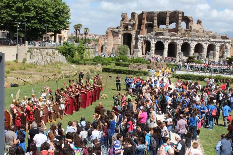 Rievocazione storica Annibale Anfiteatro
