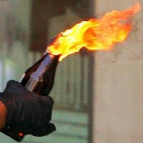 bottiglia incendiaria