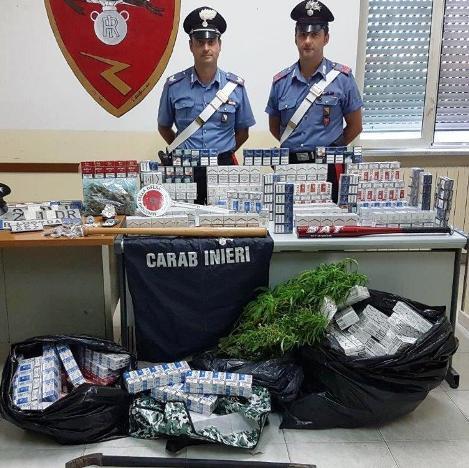 mondragone arresti 02ag17 (3)