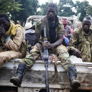 seleka ribelli africa
