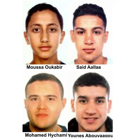 barcellona terroristi