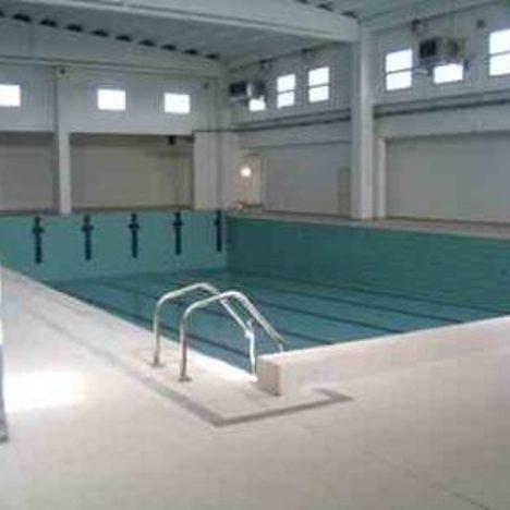 Gricignano piscina comunale partono strani lavori l - Piscina san marcellino ...