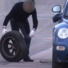gallipoli falso invalido ruota