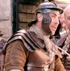 Lello Giulivo nei panni del centurione nel film di Mel Gibson