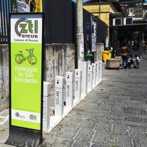 aversa bici bike sharing