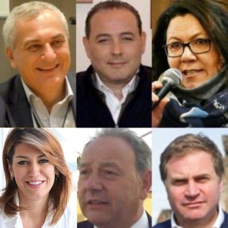 candidati caserta 2018