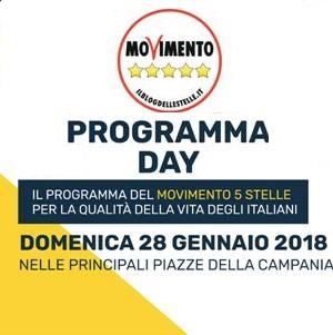 m5s programma day