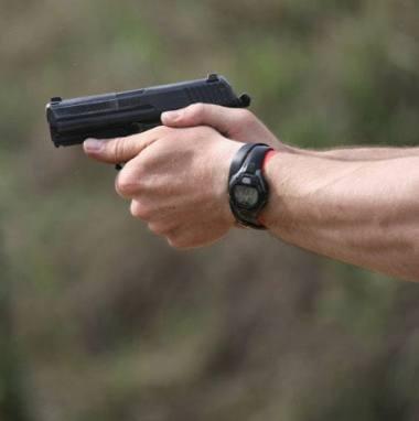 sparatoria pistola