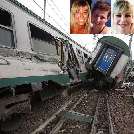 treno deragliato pioltello vittime