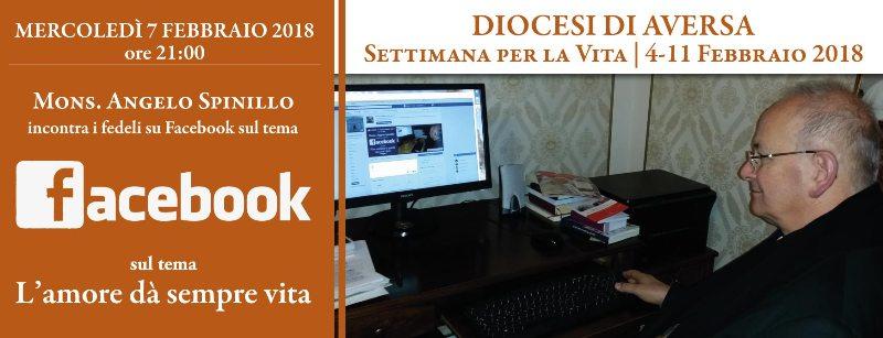 vescovo spinillo facebook fb