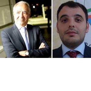 Angelo Amato e Giacomo Martino