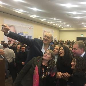 Selfie Nicola Caputo